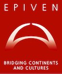Graphic of Epiven logo with name, bridge and slogan